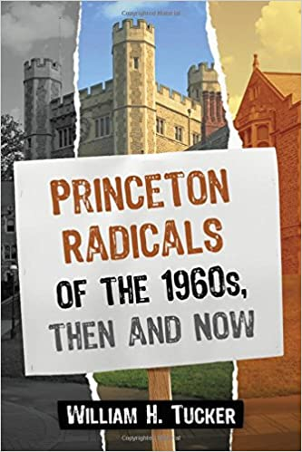 Book Princeton Radicals of the 1960s, Then and Now