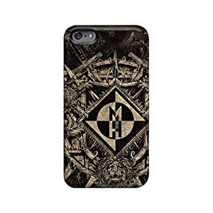 High Quality Hard Phone Case For Iphone 6plus (Twk14983OCQa) Support Personal Customs Fashion Avenged Sevenfold Pictures