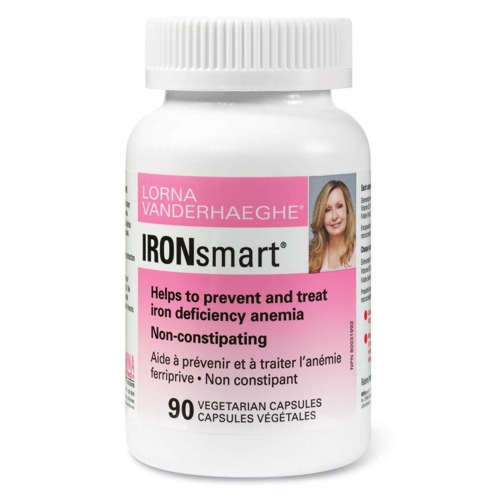 Lorna Vanderhaeghe IRONsmart, 90 veg caps