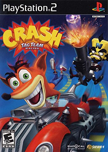 Crash Tag Team Racing - PlayStation 2 -