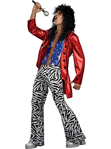 Rubie's Heavy Metal Hero, Multicolored, One Size Costume -