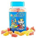 Gummi King DHA Omega-3 Supplement, Lemon/Orange/Strawberry, 60 Count Review