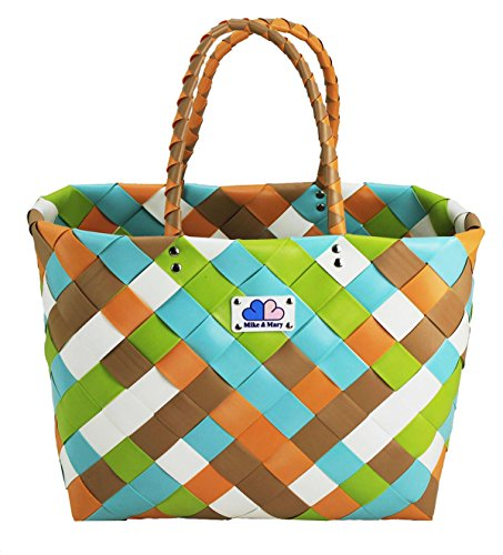 mike-mary-washable-grocery-shopping-baskets-travel-bags-reusable-tote-bag-eco-friendly-woven-handbag