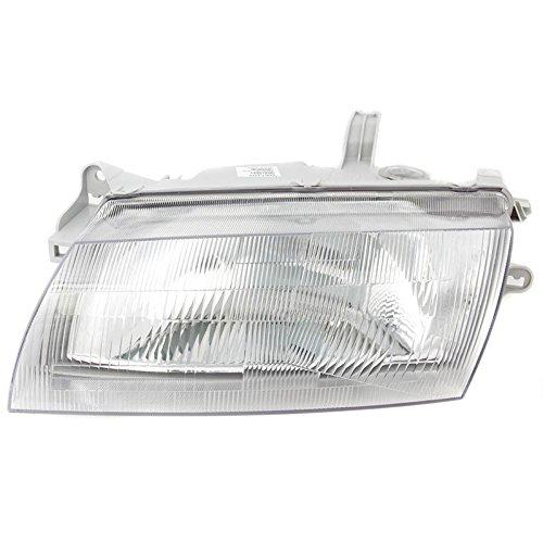 Protege Driver Side Headlight - Mazda Protege 1997-1998 Headlight Left (Driver Side)