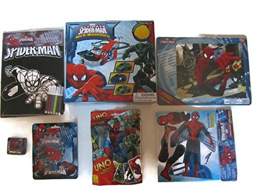 Spider-Man Ultimate Fun Bundle - 1 x Ultimate Spider-Man Web