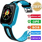 Kids Phone Smart Watch for 3-12 Year Old HD Touch Screen GPS Tracker