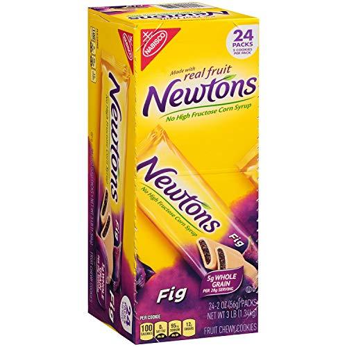 Nabisco Fig Newtons - Nabisco Newtons Fig Chewy Cookies (2 oz., 24 pk.)