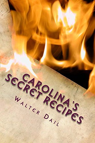 Download Carolina's Secret Recipes: Cook Book PDF