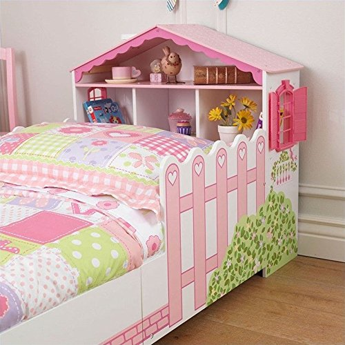 KidKraft Dollhouse Toddler Bed 76254