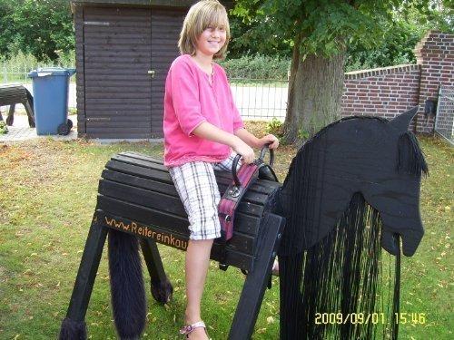 Voltigiergurt für Pony oder Holzpferd