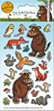 Paper Projects 01.70.06.140 Gruffalo Fun Foiled Sticker Sheet