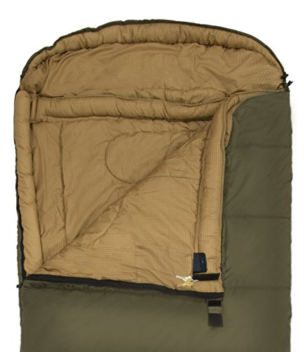 TETON Sports Celsius XL Sleeping Bag Lightweight Sleeping Bag Great For Cold Weather Camping Hiking Camping Great To Come Back To After A Long Day On The Trail
