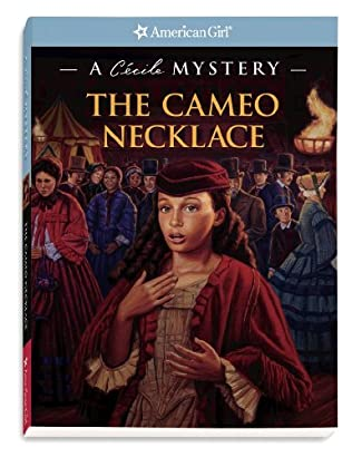 book cover of The Cameo Necklace