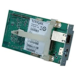 Lexmark MarkNet N8120 Giga Ethernet Pr **New Retail**, 14F0037 (**New Retail**)