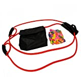 MS Water Balloon Launcher 200 Yard 3 Person Slingshot Cannon 150 Ballons Included