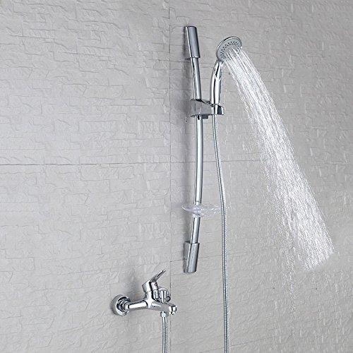 AGECC Beste Wahl Dusche Badewanne Set Dusche   Brausenset   Alle Bronze Dreibettzimmer Badewanne Dusche