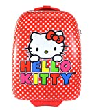 Hello Kitty Polka Dot ABS Rolling Luggage