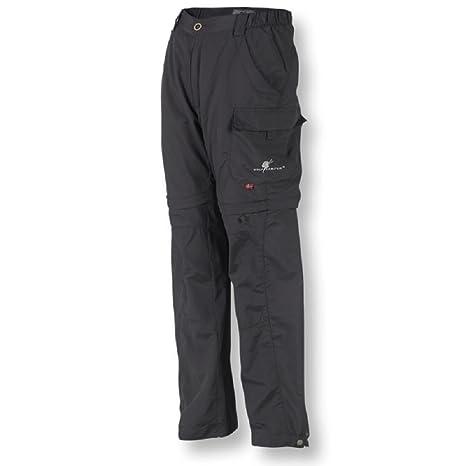 Wolf Camper Trekker – Pantalones de Senderismo para Mujer, Arena