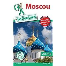 MOSCOU 2017-2018 + PLAN DE VILLE