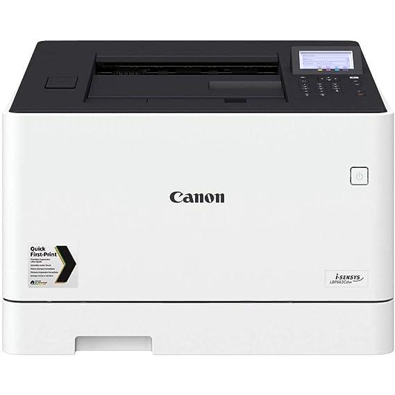 Impresora láser color Canon i-SENSYS LBP623Cdw Blanca Wifi: Canon ...