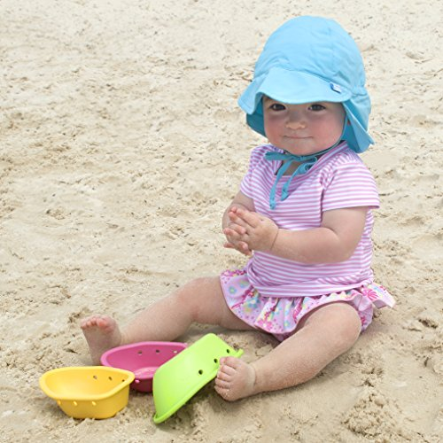 1a6500123c668 Amazon.com  i play. Flap Sun Protection Hat  Clothing