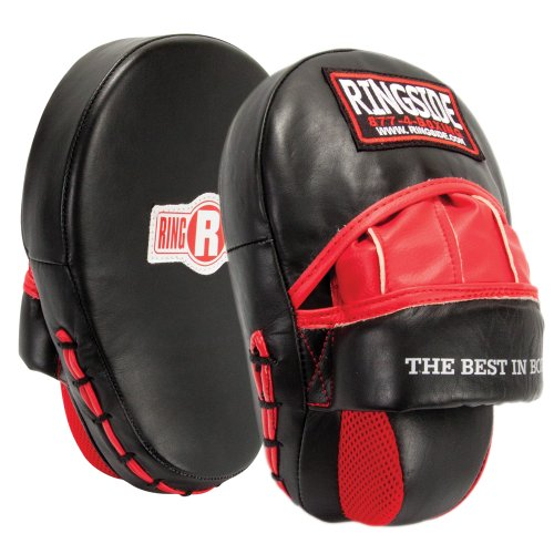 Ringside Long Wedge Panther Punch Mitt by Ringside