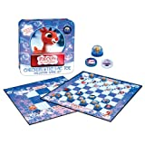 Rudolph the Red Nosed Reindeer Checkers/Tic Tac Toe Combo Game