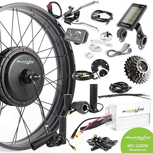 Tire Conversion Kit - EBIKELING 48V 1200W 26
