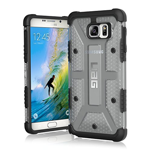 UAG Samsung Galaxy Note 5 Feather-Light Composite [ICE] Military Drop Tested Phone Case
