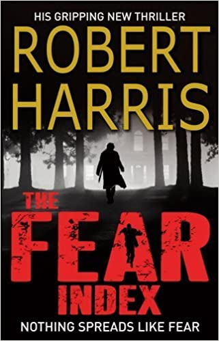 Book The Fear Index by Robert Harris (2012-05-24)