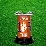 CLEMSON TIGERS NCAA TART WARMER - FRAGRANCE LAMP - BY TAGZ SPORTS