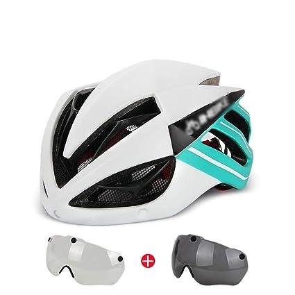 Deportes y aire libre Ciclismo Cascos y accesorio Los hombres y mujeres del casco de bicicleta