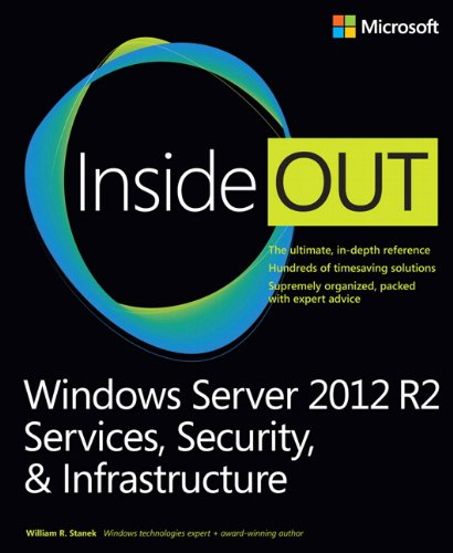 Windows Server 2012 R2 Inside Out Volume 2: Services, Security, & Infrastructure (Active Directory Users And Computers Windows Server 2012)