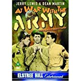 At War With The Army [1951] /REGION FREE DVD / PAL / Audio: English / Actors: Dean Martin, Jerry Lewis, Mike Kellin, Jimmie Dundee, Dick Stabile / Directors: Hal Walker / Run Time: 90 minutes