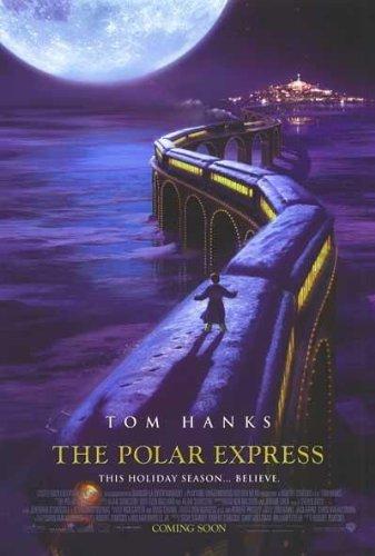 POSTER-POLAR EXPRESS ORIGINAL ROLLED MOVIE POSTER ()