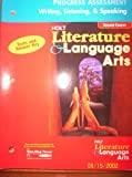 Holt Literature and Language Arts, Grade 8, Holt, Rinehart and Winston Staff, 0030660920