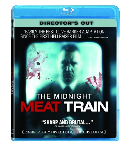 Midnight Meat Train (Director's Cut) [Blu-ray] [Blu-ray] (2009) Vinnie Jones