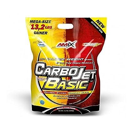 Amix CarboJet Basic 6 kg - Sabor - Fresa