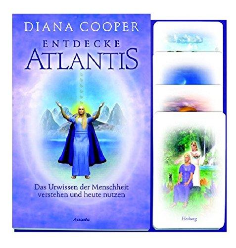 Atlantis-Set, m. Orakelkarten