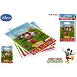 DISOK - Pack 8 Bolsitas Party Minnie - Bolsitas, Bolsas para ...