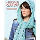 Arts & Crafts : Leisure Arts-Hooded Scarves to Crochet