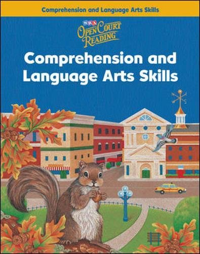 Open Court Reading: Comprehension and Language Arts Skills Level 3