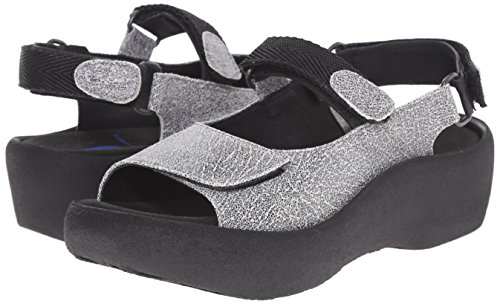 Donna Sneaker Print Stone Wolky White BF0SxCnq1w