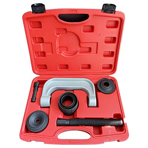 Synergy Bmw Socket Adapter (3-in-1 Ball Joint Deluxe Service Tool Kit Vehicles Remover Install)