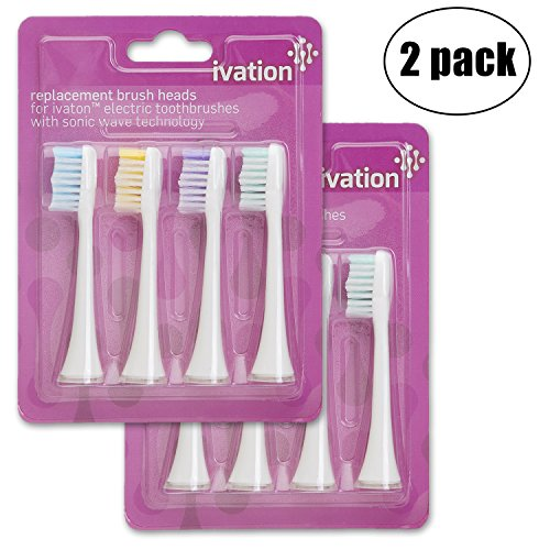 Replacement Brush Heads Rechargeable Toothbrushes