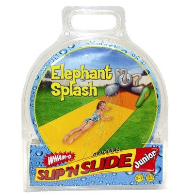 Junior Elephant Splash Slip N Slide Water Slide