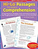 img - for Hi/lo Passages To Build Reading Comprehension: 25 High-Interest/Low Readability Fiction and Nonfiction Passages to Help Struggling Readers Build Comprehension and Test-Taking Skills book / textbook / text book