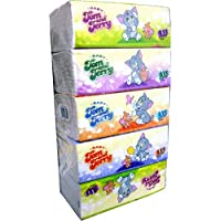 Onwards Softpack Tissue, 2 PLY, 200ct, (Pack of 5)