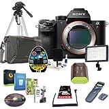 Sony 索尼 ILCE-7RM2/A7R II 全画幅 微单™数码相机 单机身 (黑色)