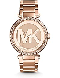 Women's Parker Rose Gold-Tone Watch MK5865